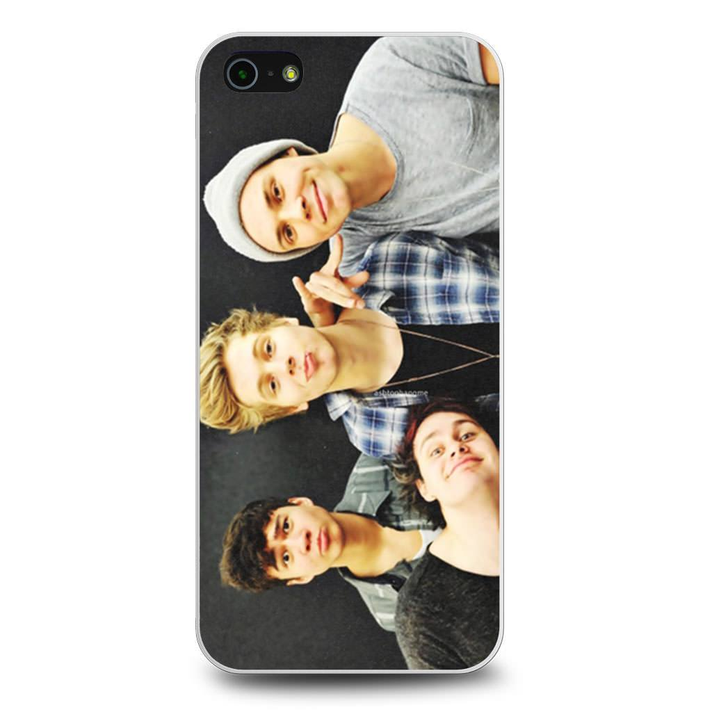 5SOS 5 Seconds Of Summer iPhone 5/5s/SE case