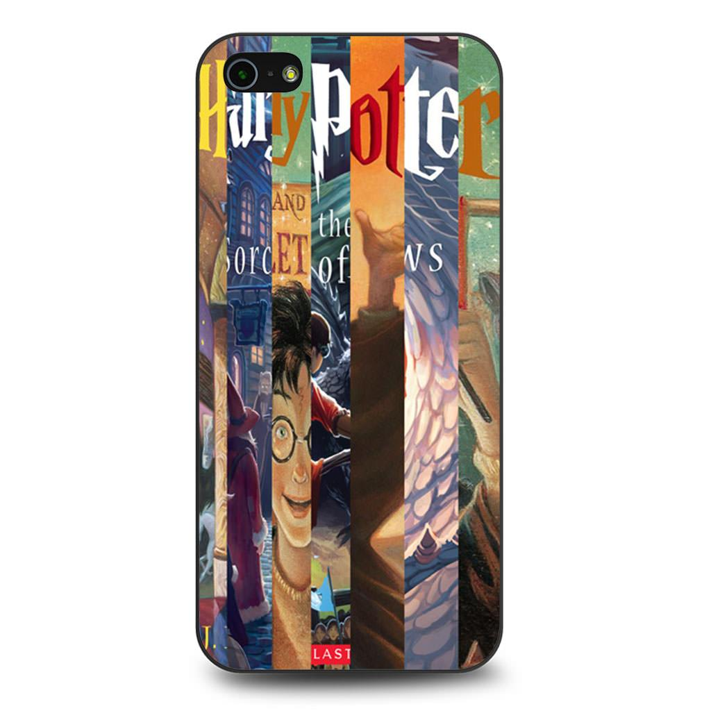 All 7 Books Harry Potter iPhone 5/5s/SE case