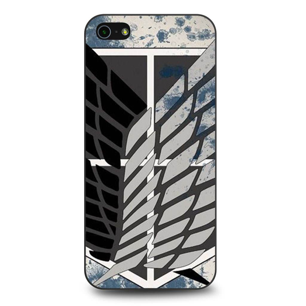 Attack On Titan The Survey Corps iPhone 5/5s/SE case
