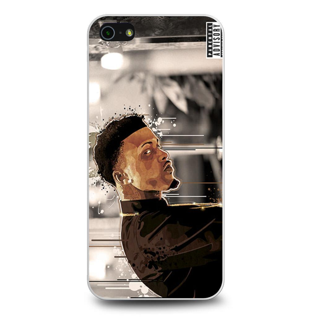 August Alsina Testimony iPhone 5/5s/SE case