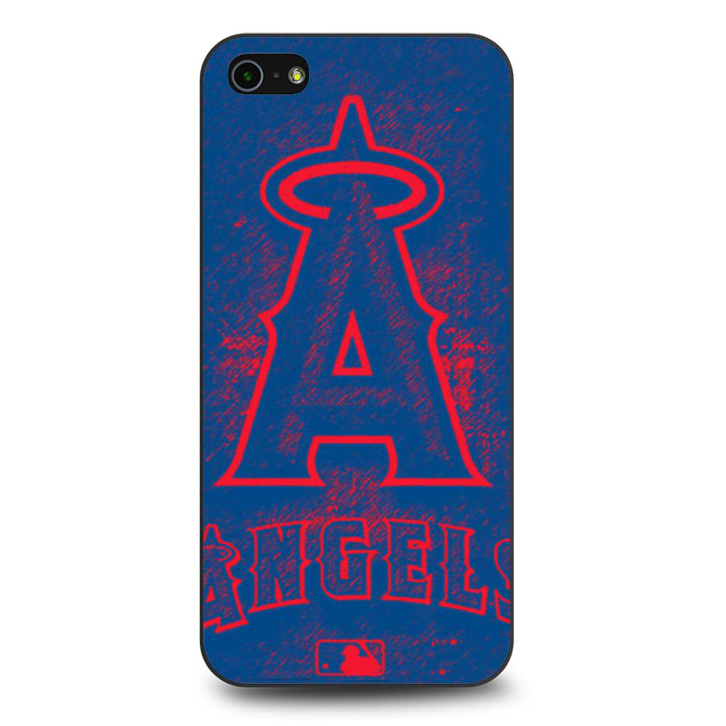 Baseball Angels iPhone 5/5s/SE case