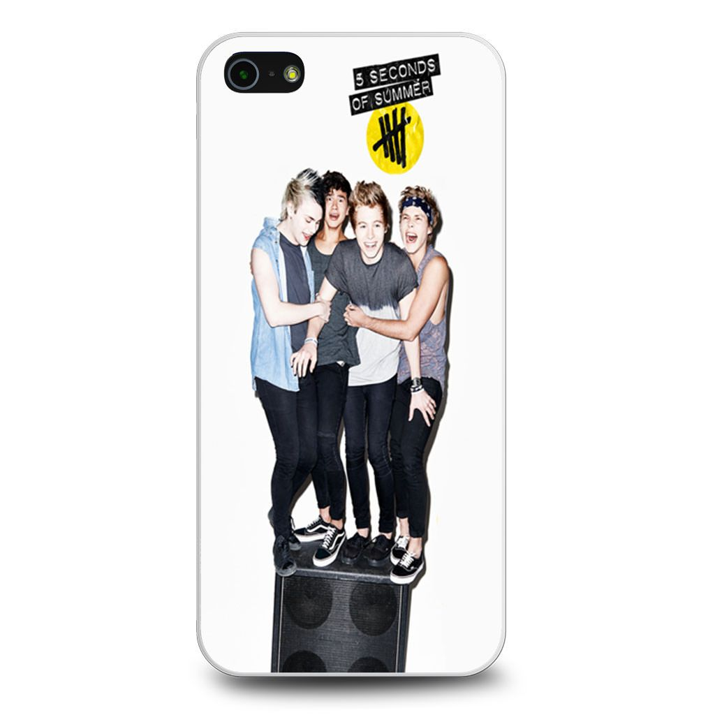 5 Seconds Of Summer iPhone 5/5s/SE case