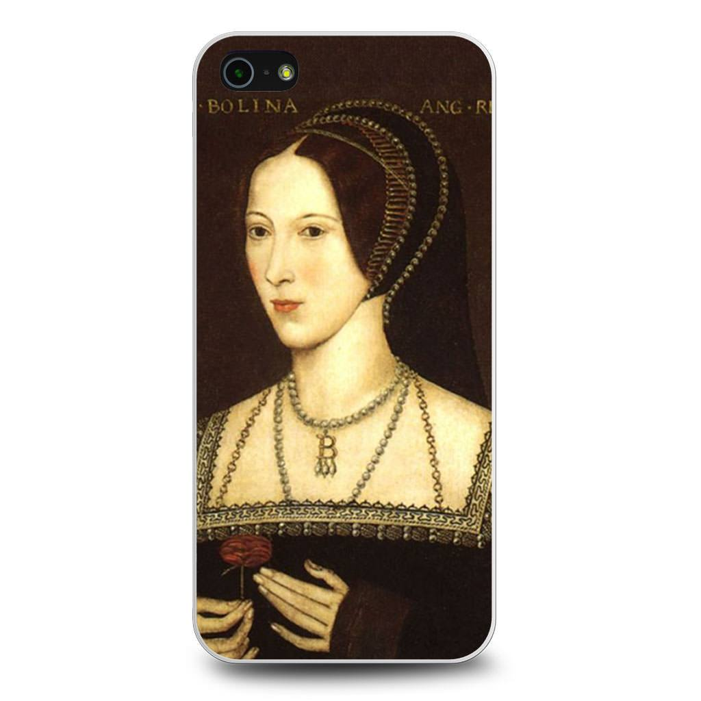 Anne Boleyn iPhone 5/5s/SE case
