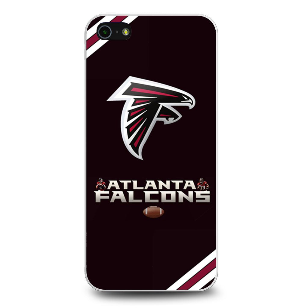 Atlanta Falcons Logo iPhone 5/5s/SE case