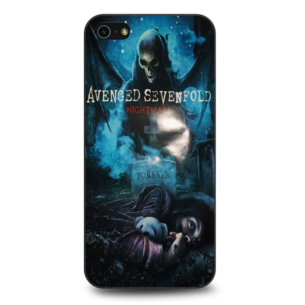 Avenged Sevenfold Nightmare iPhone 5/5s/SE case