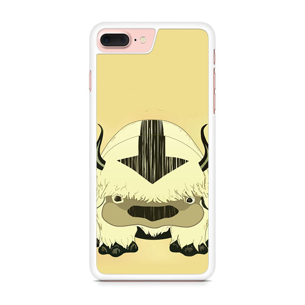Avatar The Last Airbender Appa iPhone 7 Plus case