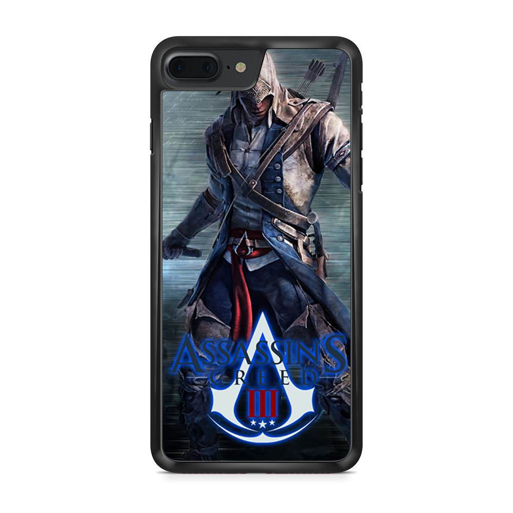 Assassins Creed 3 iPhone 7 Plus case