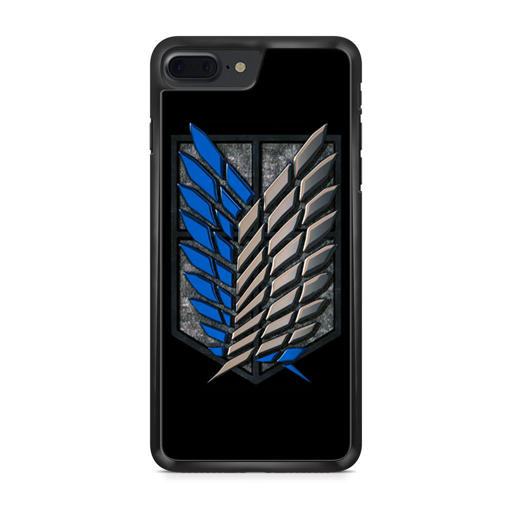 Attack On Titan iPhone 7 Plus case