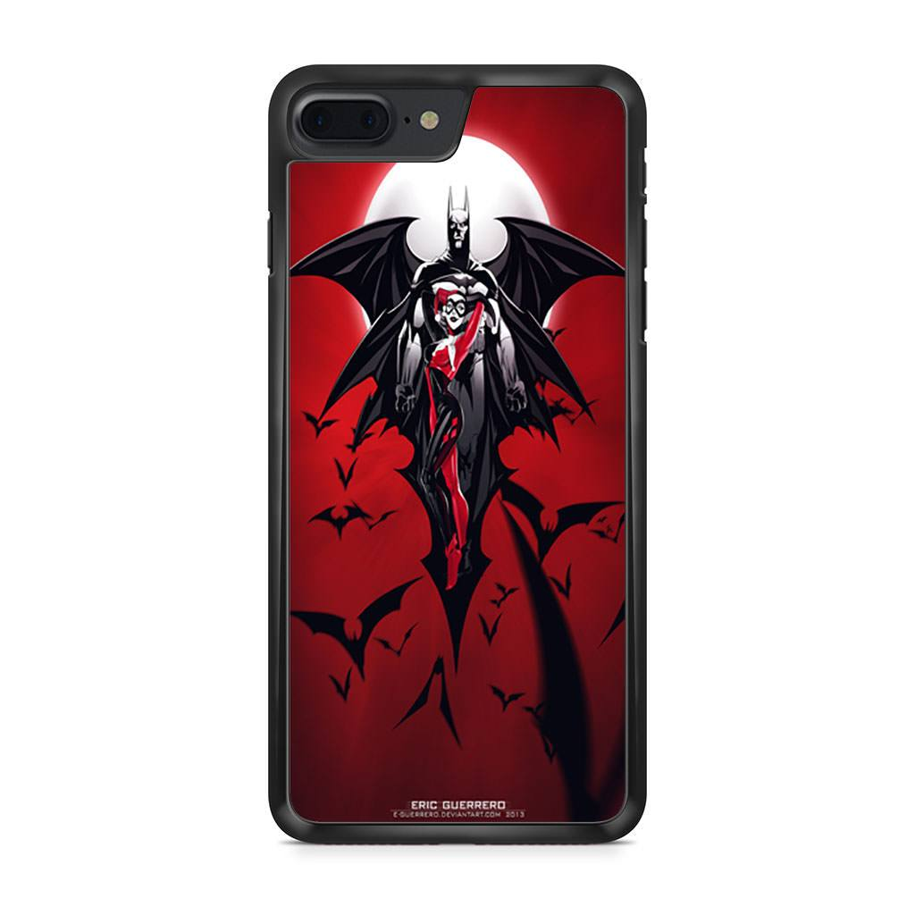 Batman and Harley Quinn Poster iPhone 7 Plus case