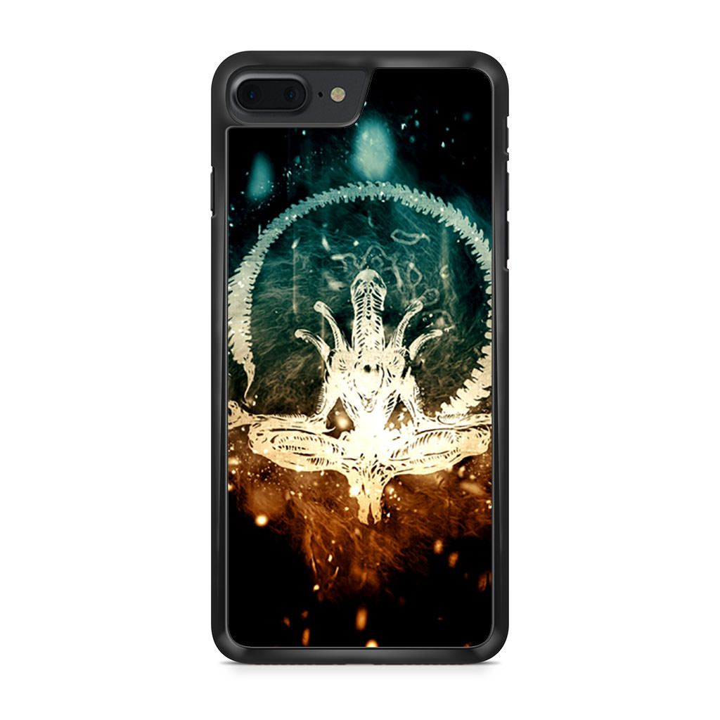Alien Zen iPhone 7 Plus case