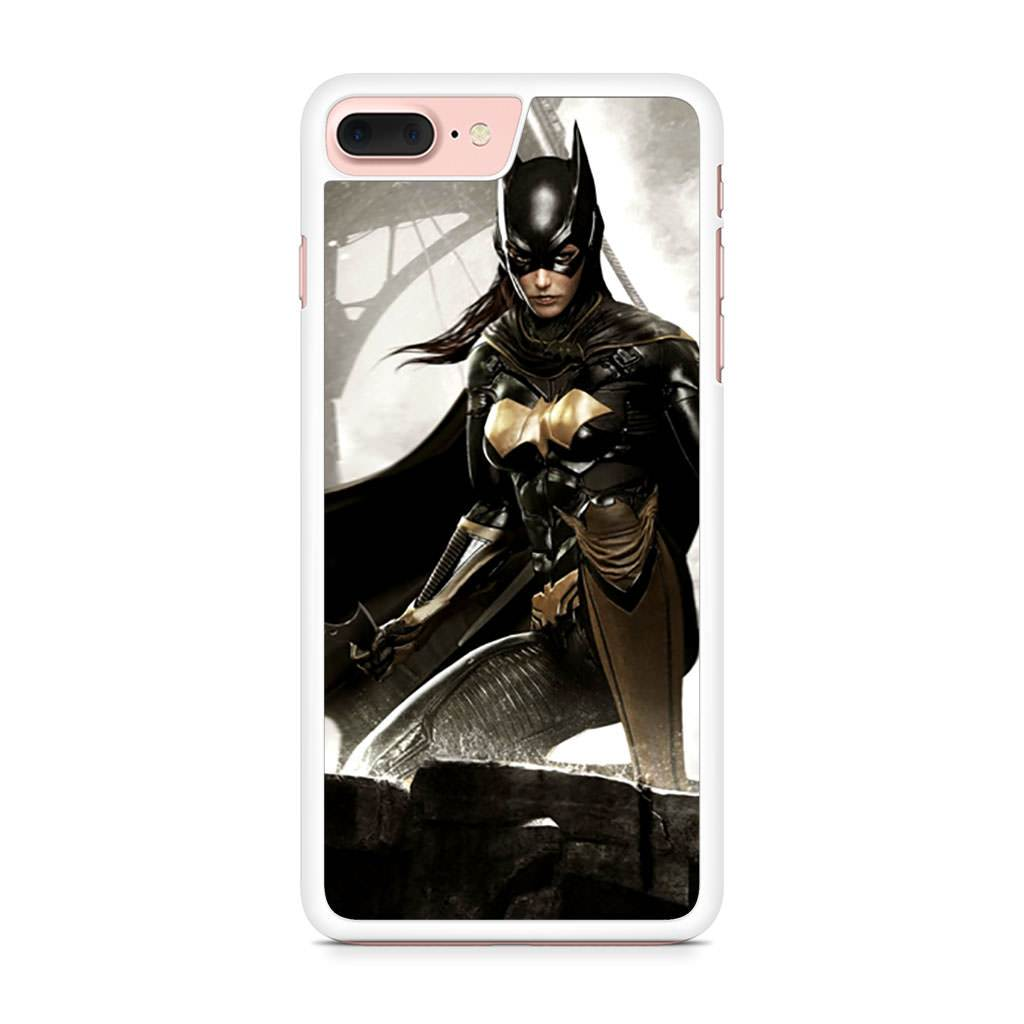 Batman Arkham Knight Batgirl iPhone 7 Plus case