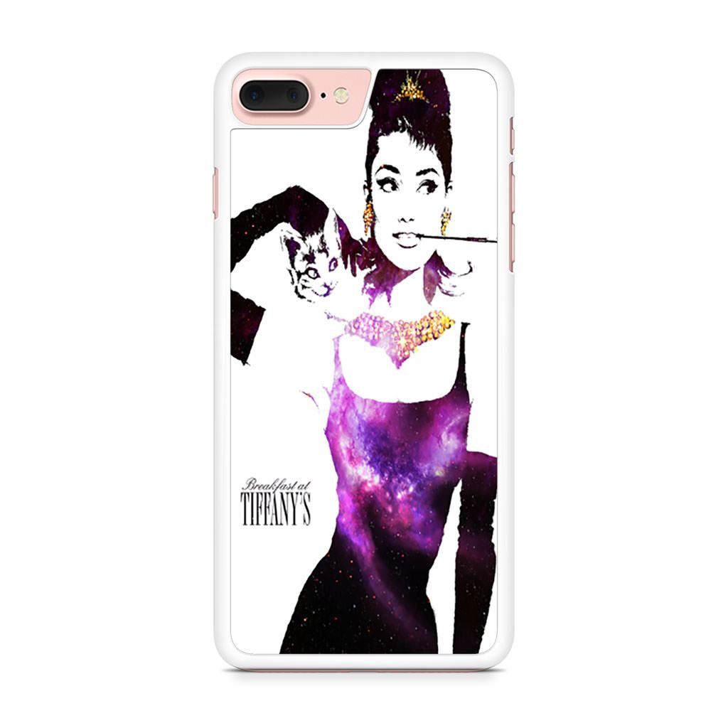 Audrey Hepburn Breakfast At Tiffany's iPhone 7 Plus case