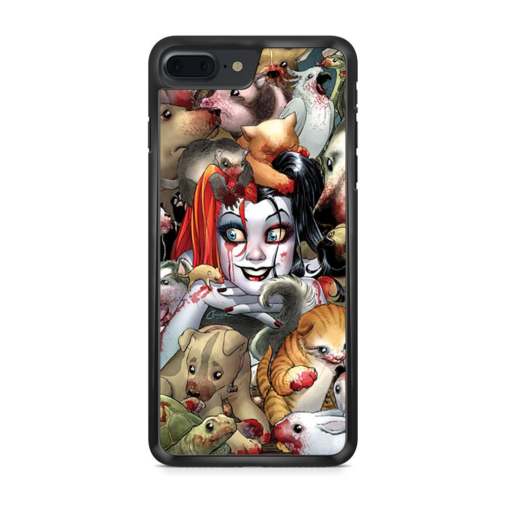 Amanda Conner Harley Quinn iPhone 7 Plus case