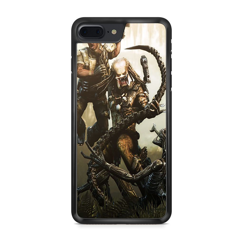 Alien vs Predator iPhone 7 Plus case