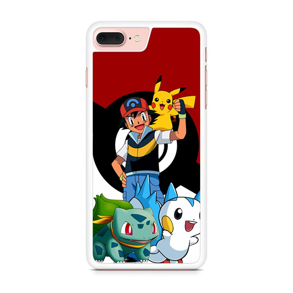 Ash Ketchum Pokemon Pikachu iPhone 7 Plus case
