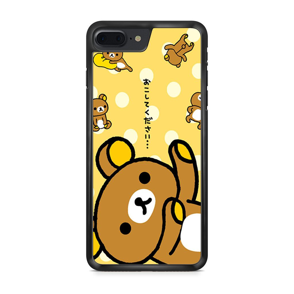 competitive price d97c1 cbfa9 Rilakkuma iPhone 7 Plus case – minimerch