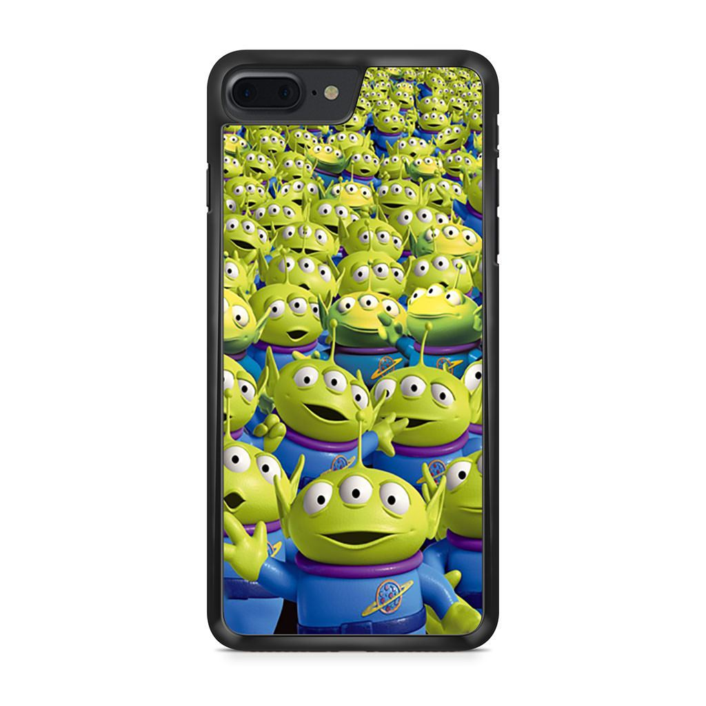 Aliens Toy Story iPhone 7 Plus case