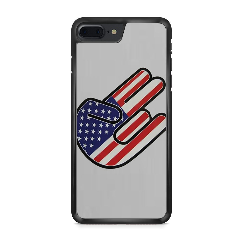American Shocker USA Flag iPhone 7 Plus case