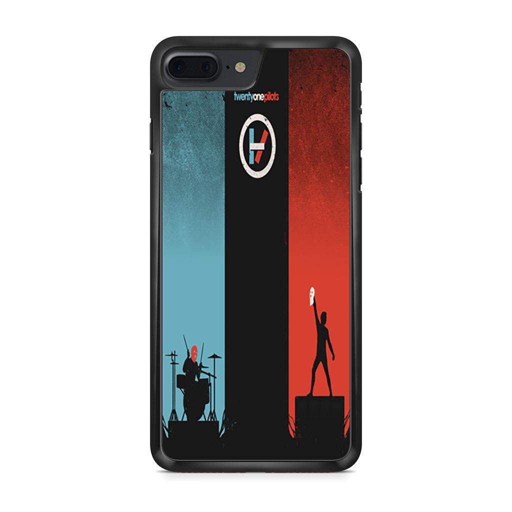 21 Pilots Music iPhone 7 Plus case