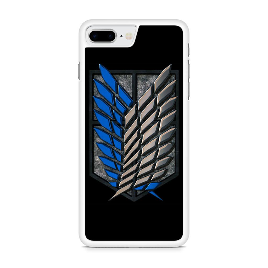 Attack On Titan iPhone 8 Plus case