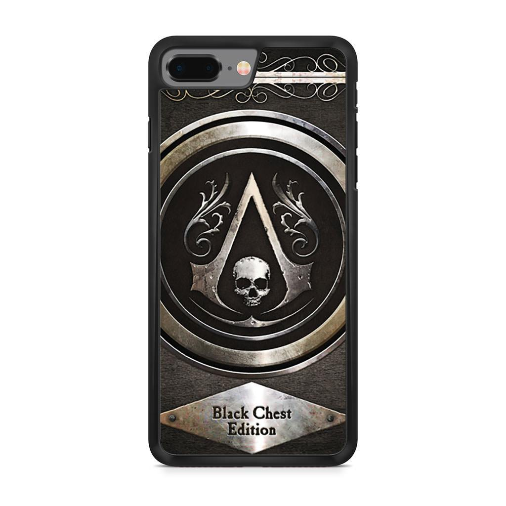Assassin's Creed Black Chest Edition iPhone 8 Plus case