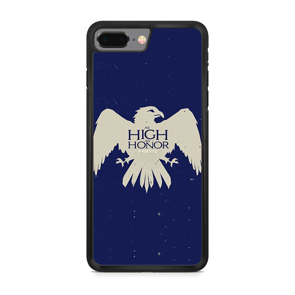 As High As Honor Game Of Throne Arryn iPhone 8 Plus case