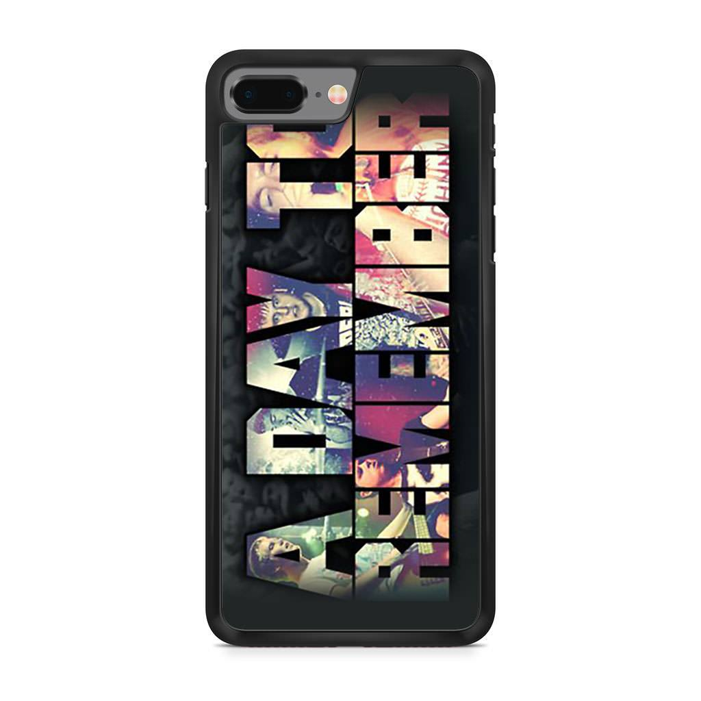 A Day To Remember iPhone 8 Plus case