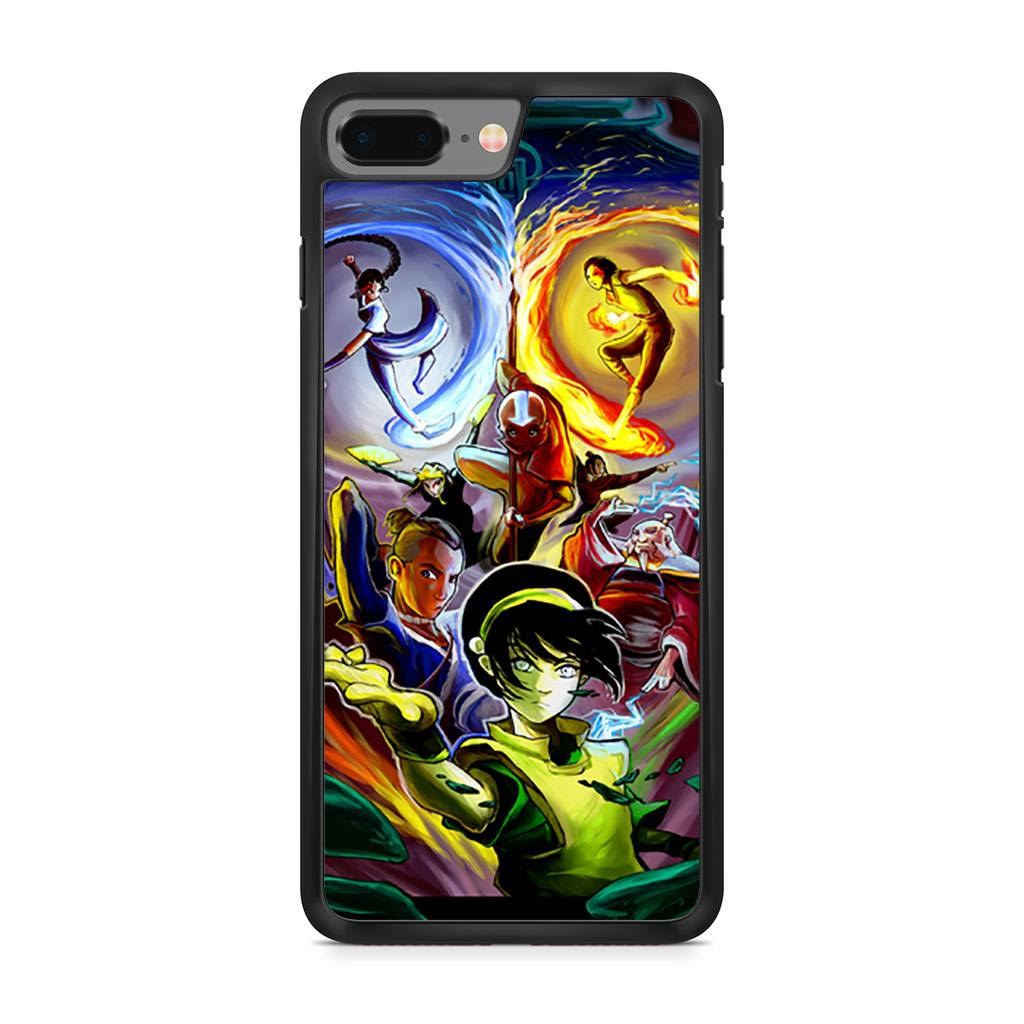 Avatar The Last Airbender iPhone 8 Plus case