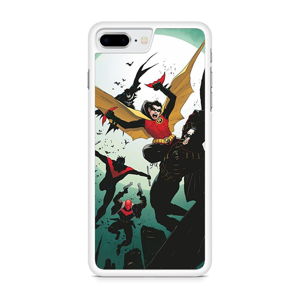 Batman And Robin Vol 2 iPhone 8 Plus case