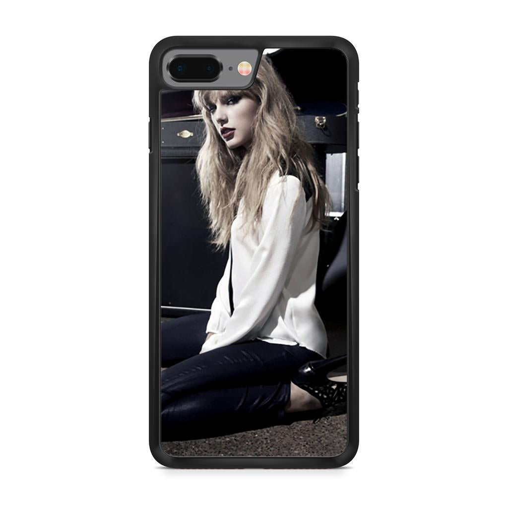 8 Hours Taylor Swift Nigel Barker Photoshoot iPhone 8 Plus case