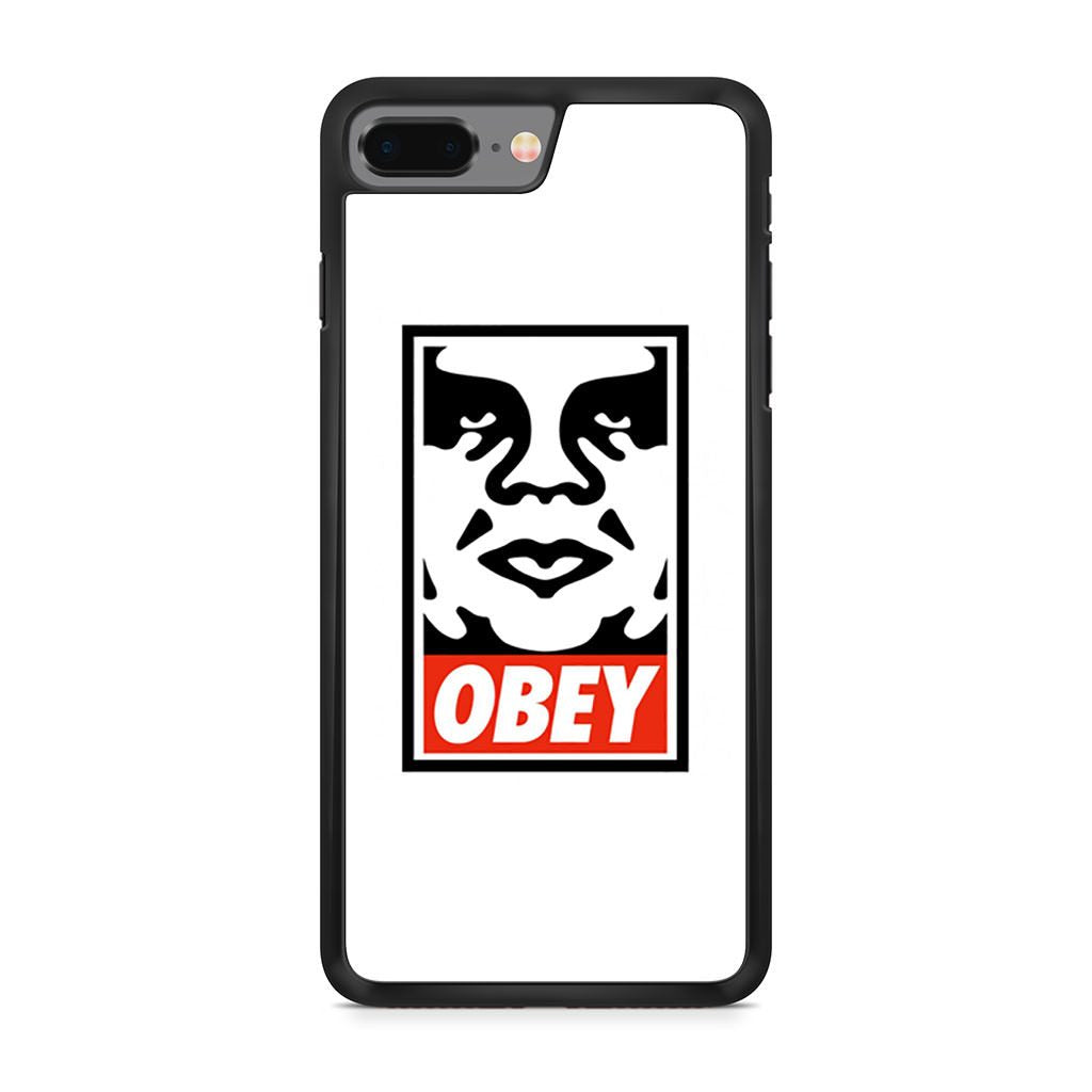Andre The Giant Has A Posse Obey iPhone 8 Plus case