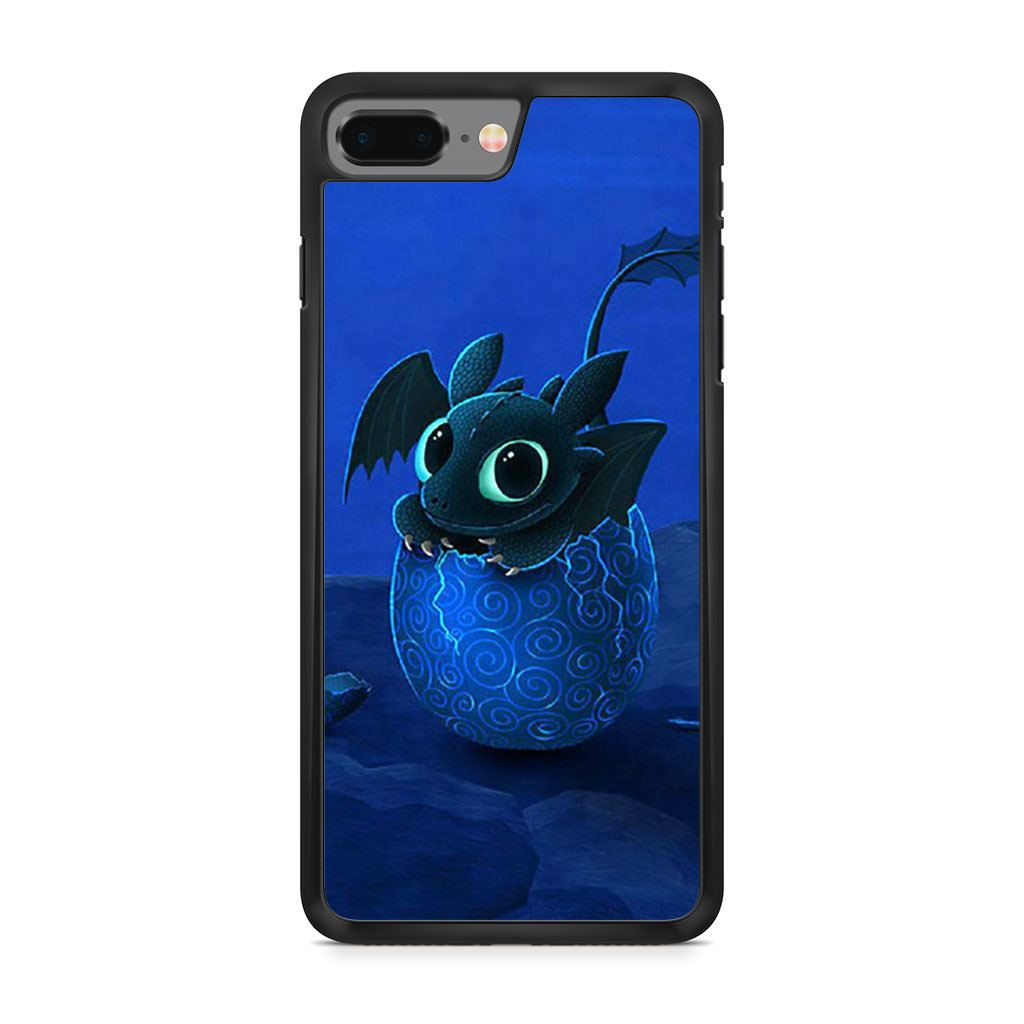 Baby Night Fury How To Train Your Dragon iPhone 8 Plus case