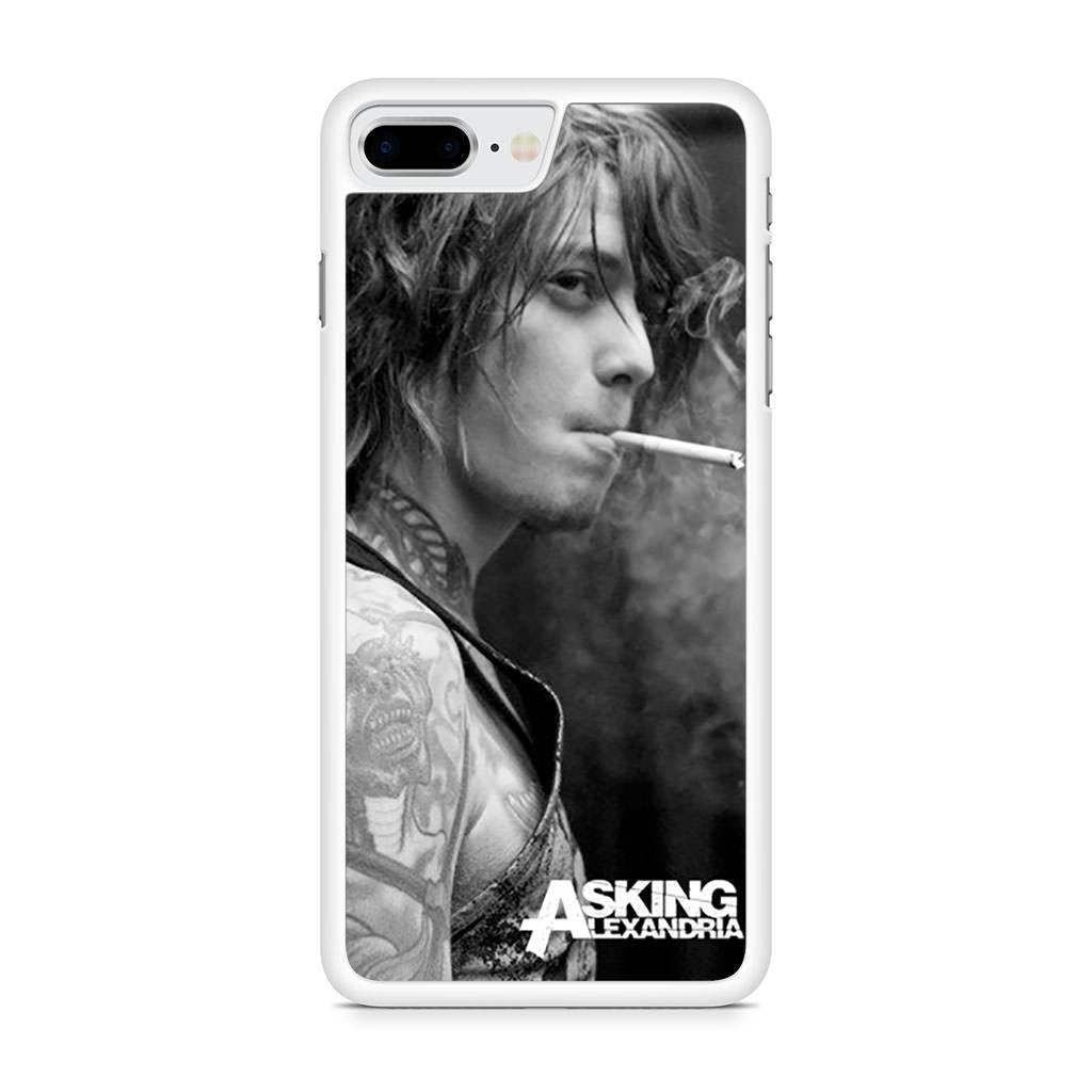 Asking Alexandria Ben Bruce iPhone 8 Plus case
