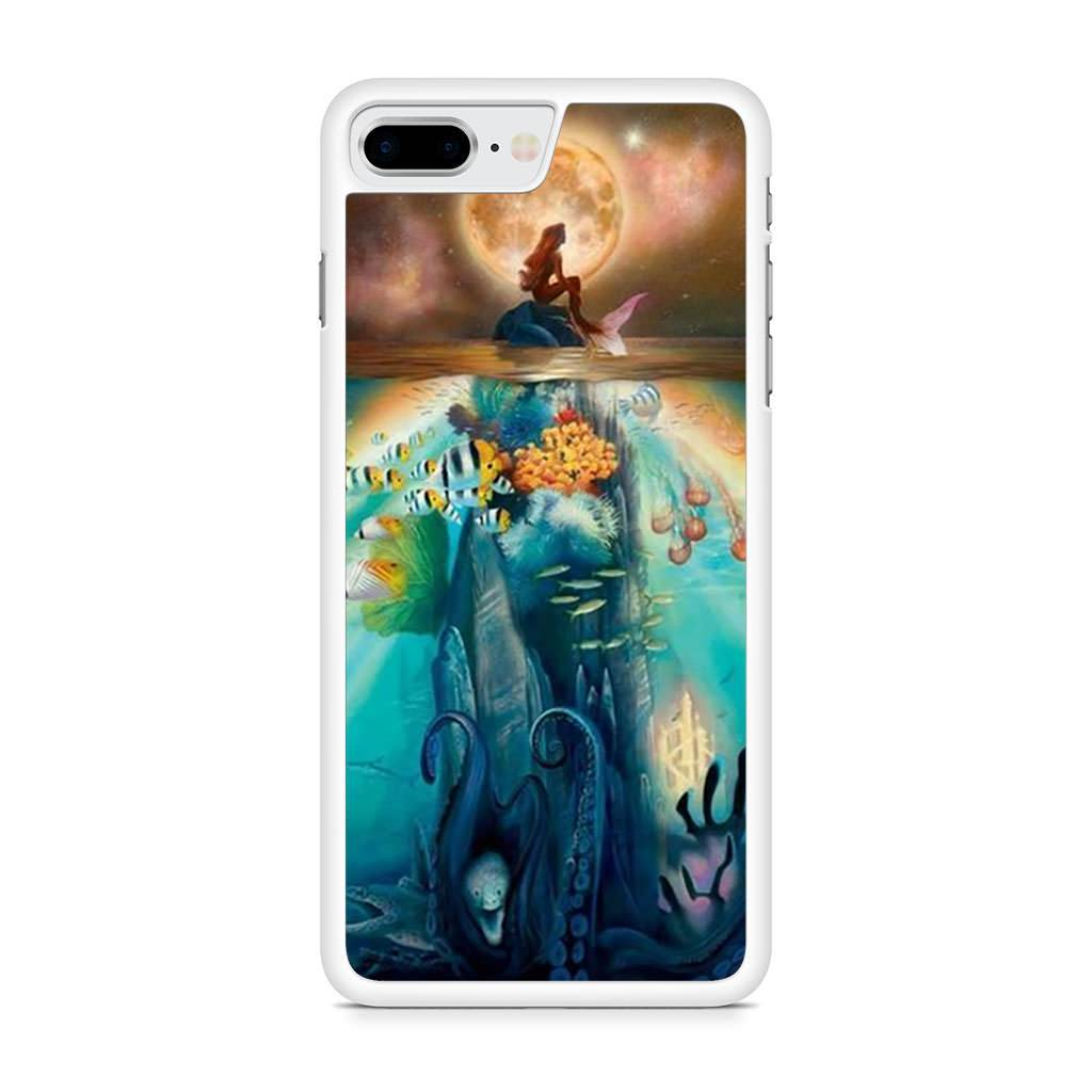 Ariel Little Mermaid iPhone 8 Plus case