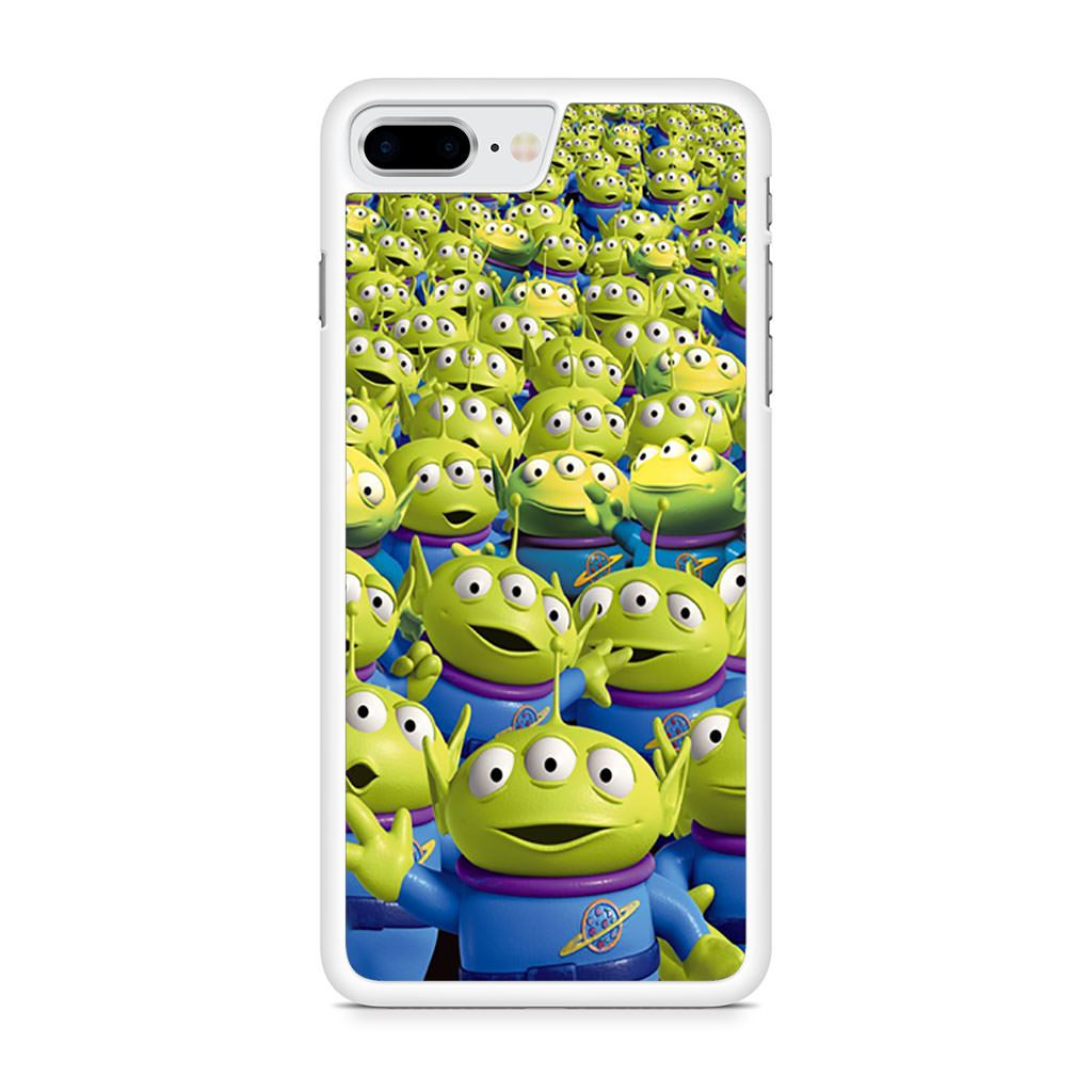 Aliens Toy Story iPhone 8 Plus case