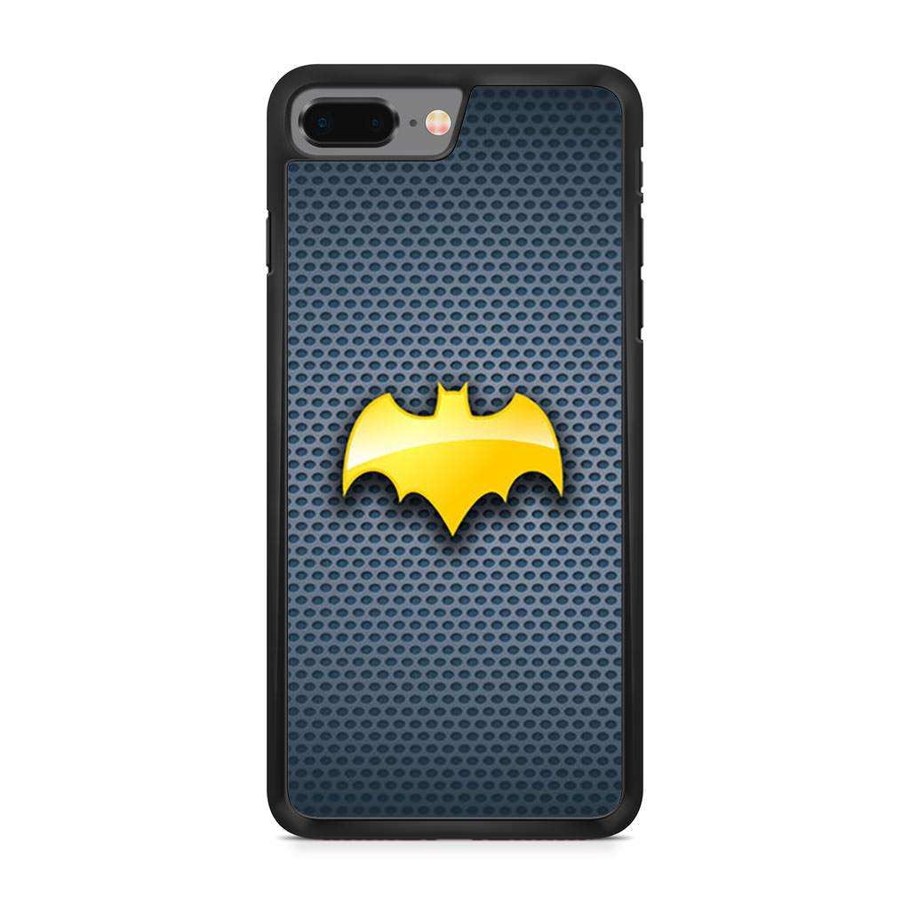 Batman Emblem iPhone 8 Plus case