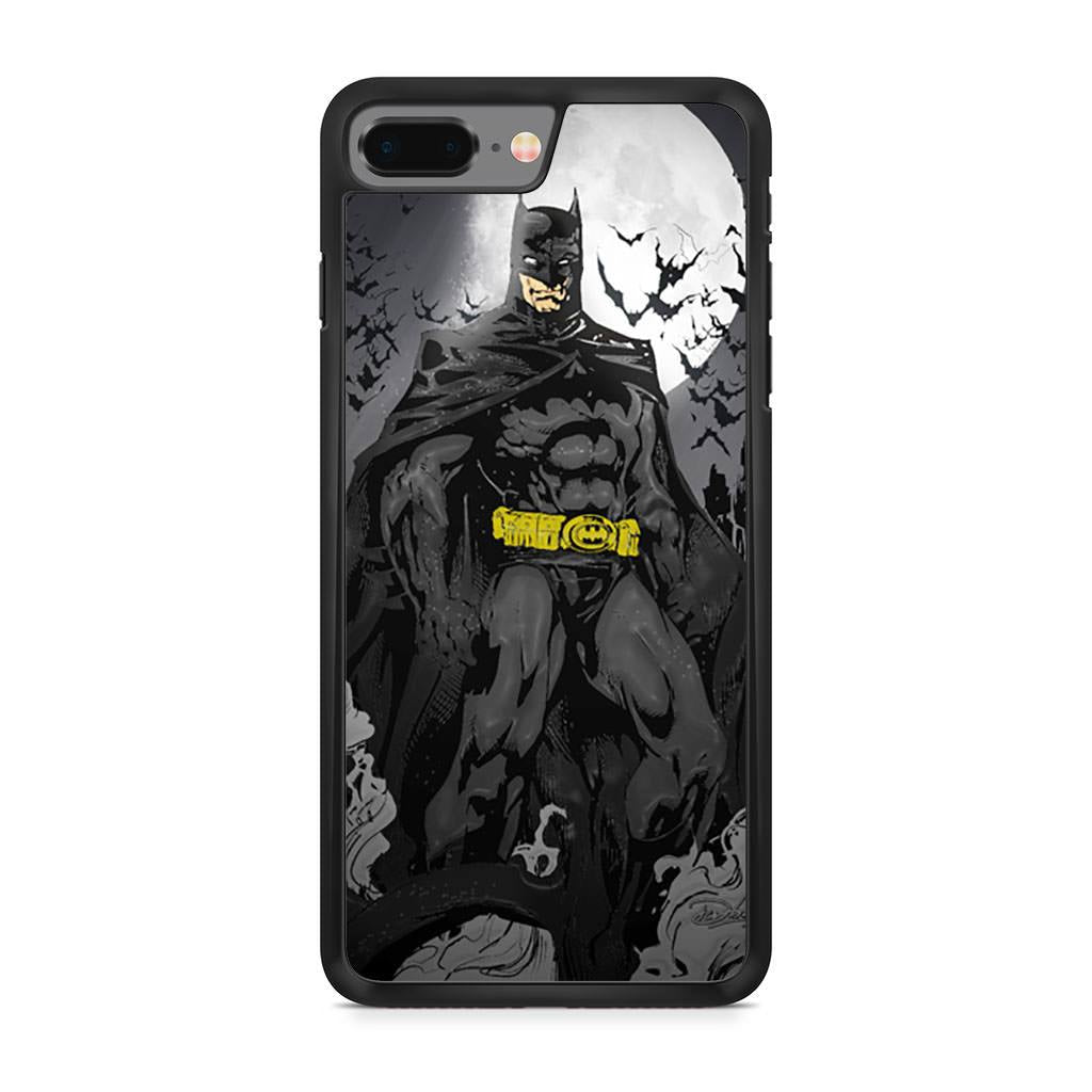 Batman Artwork iPhone 8 Plus case