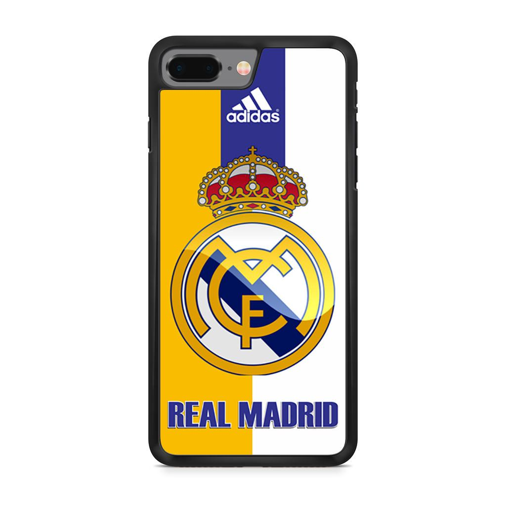 Adidas Real Madrid FC iPhone 8 Plus case