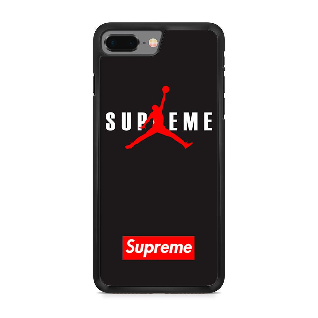 Air Jordan X Supreme iPhone 8 Plus case
