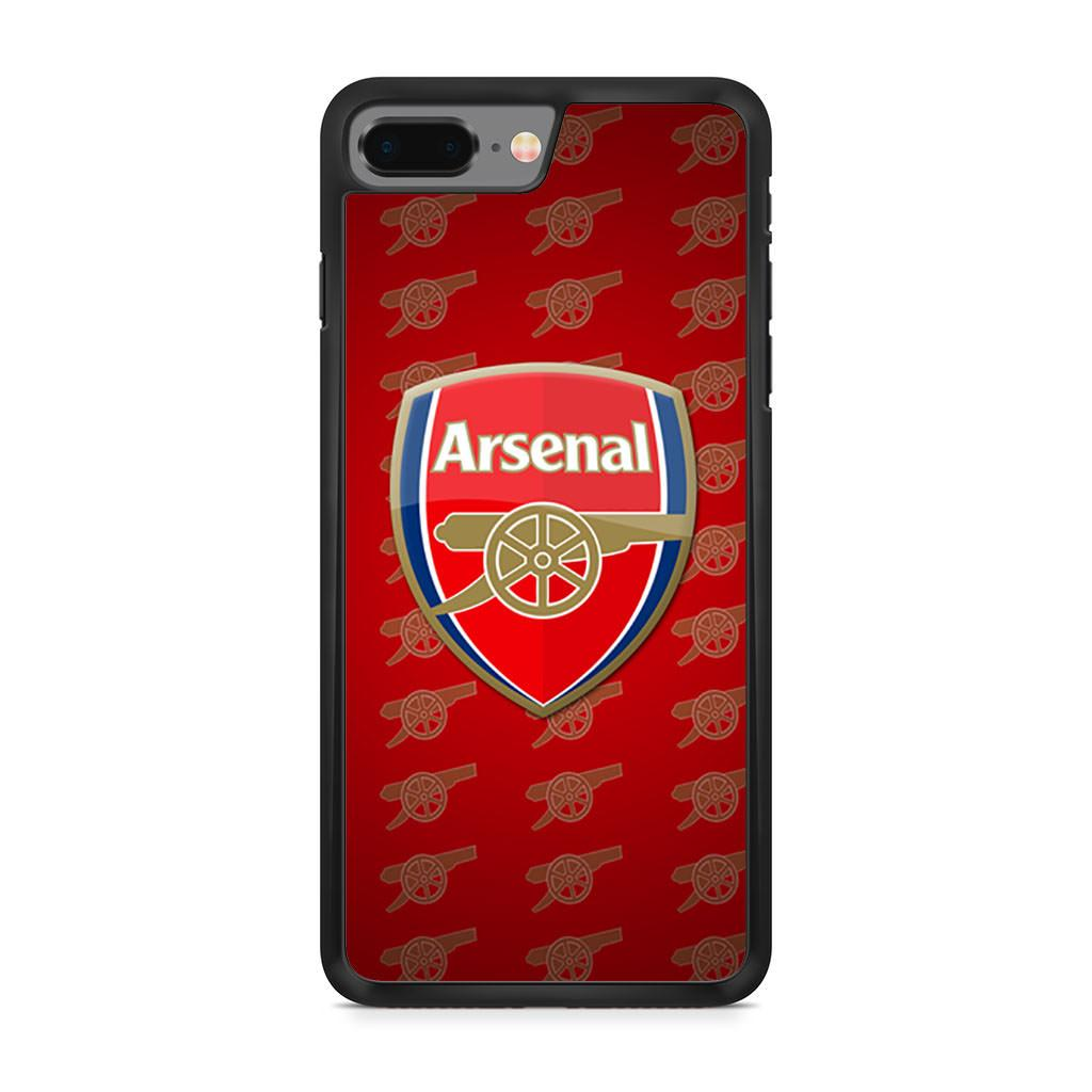 Arsenal Fc iPhone 8 Plus case