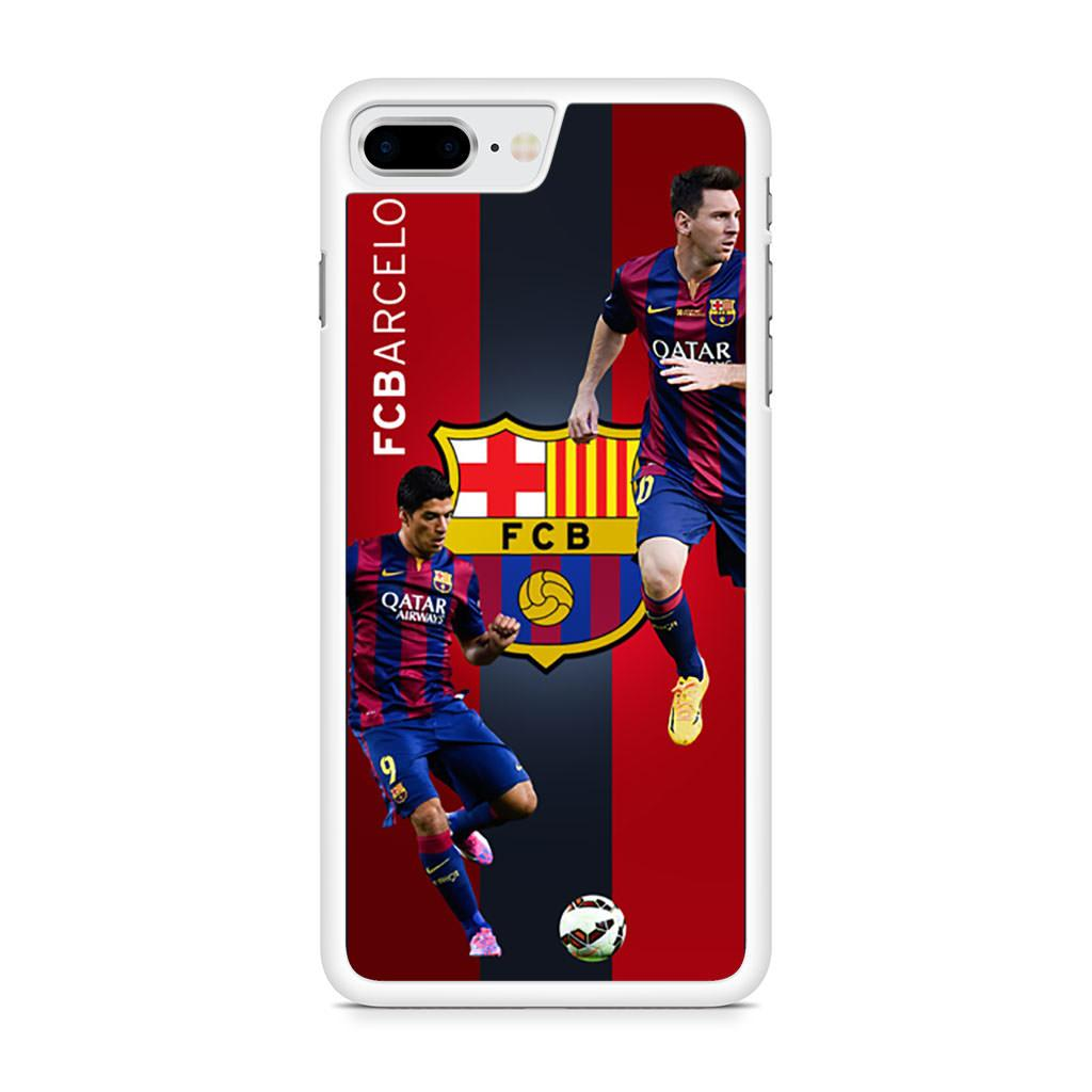 Barcelona Fc iPhone 8 Plus case