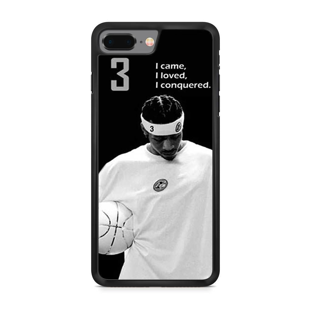 Allen Iverson iPhone 8 Plus case