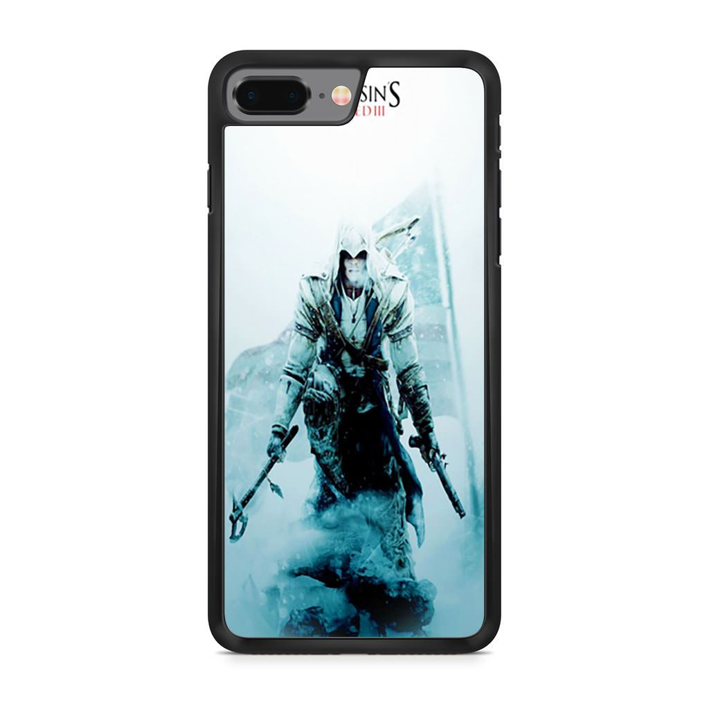 Assassin's Creed III iPhone 8 Plus case