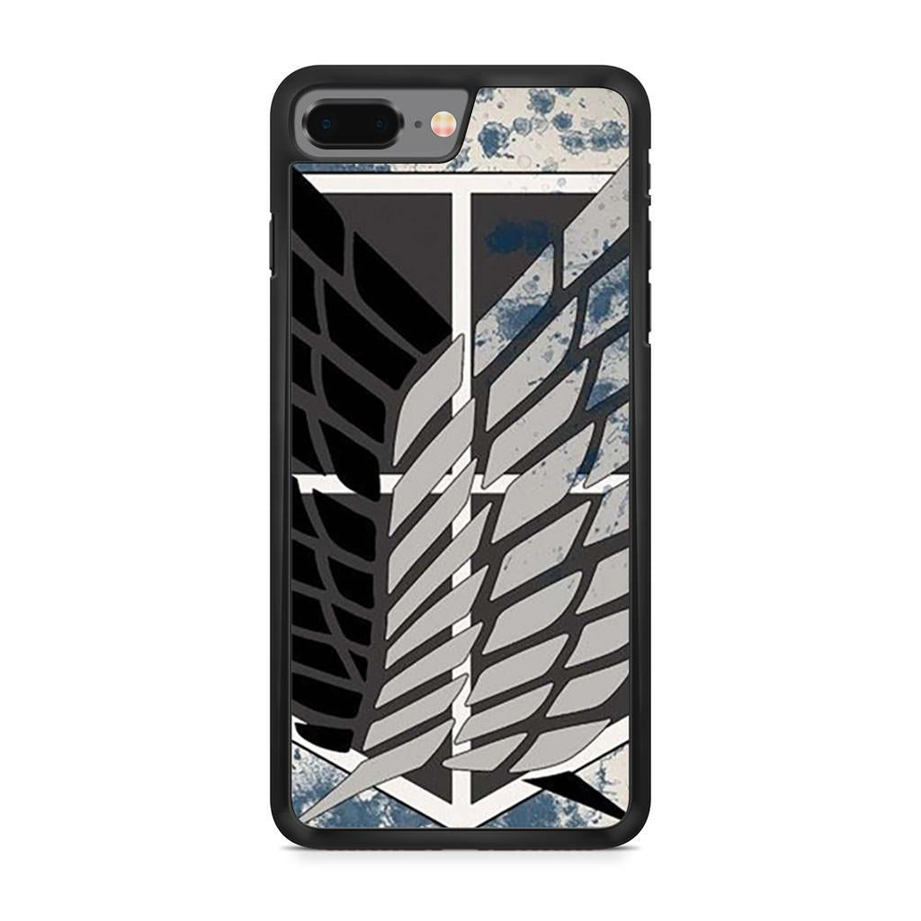 Attack On Titan The Survey Corps iPhone 8 Plus case