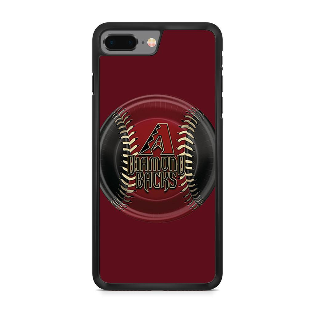 Baseball Arizona Diamondbacks iPhone 8 Plus case