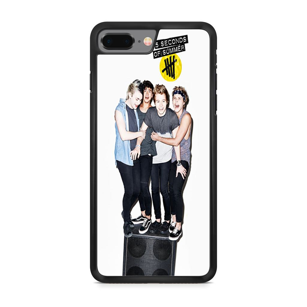 5 Seconds Of Summer iPhone 8 Plus case