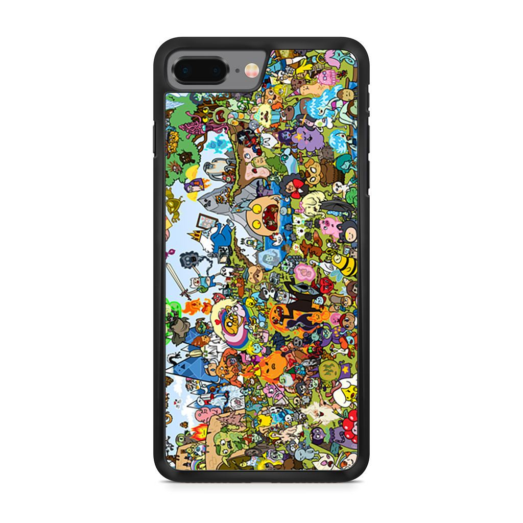 Adventure Time iPhone 8 Plus case