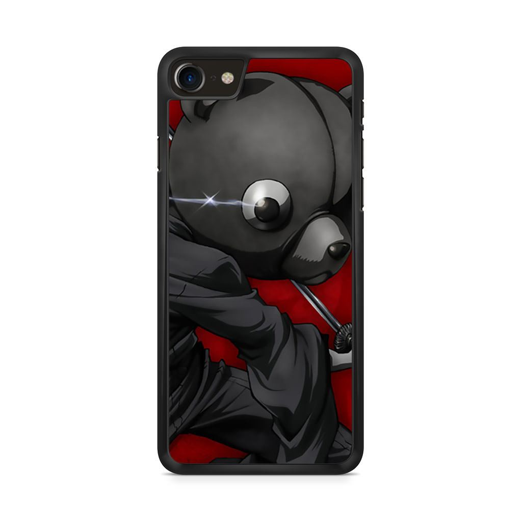 Afro Samurai Jinnosuke Kuma Teddy Bear iPhone 8 case