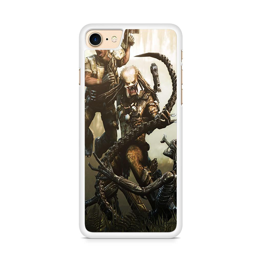 Alien vs Predator iPhone 8 case