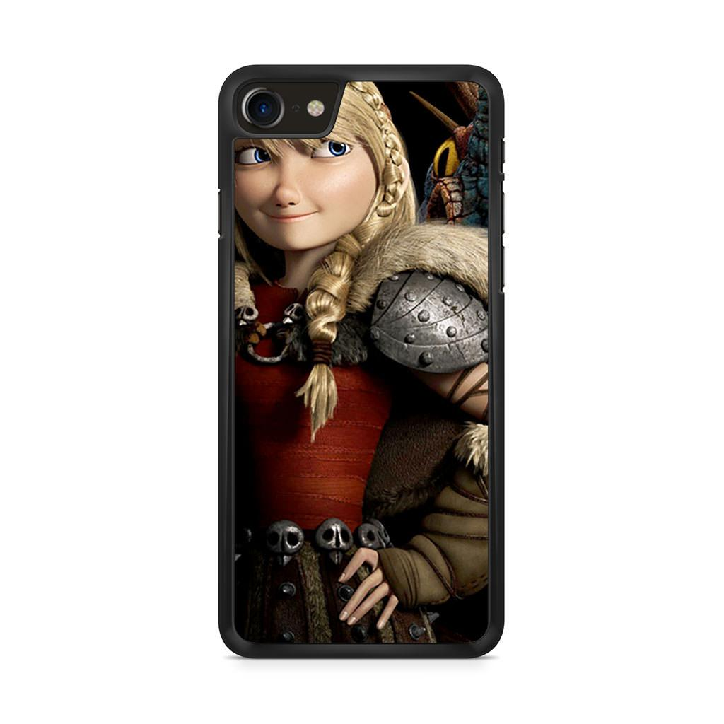 Astrid Hofferson How to Train Your Dragon iPhone 8 case
